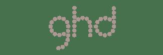 DNA Hairdressing GHD Hover Logo