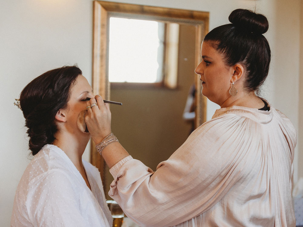 DNA Hairdressing bridal showcase image 19