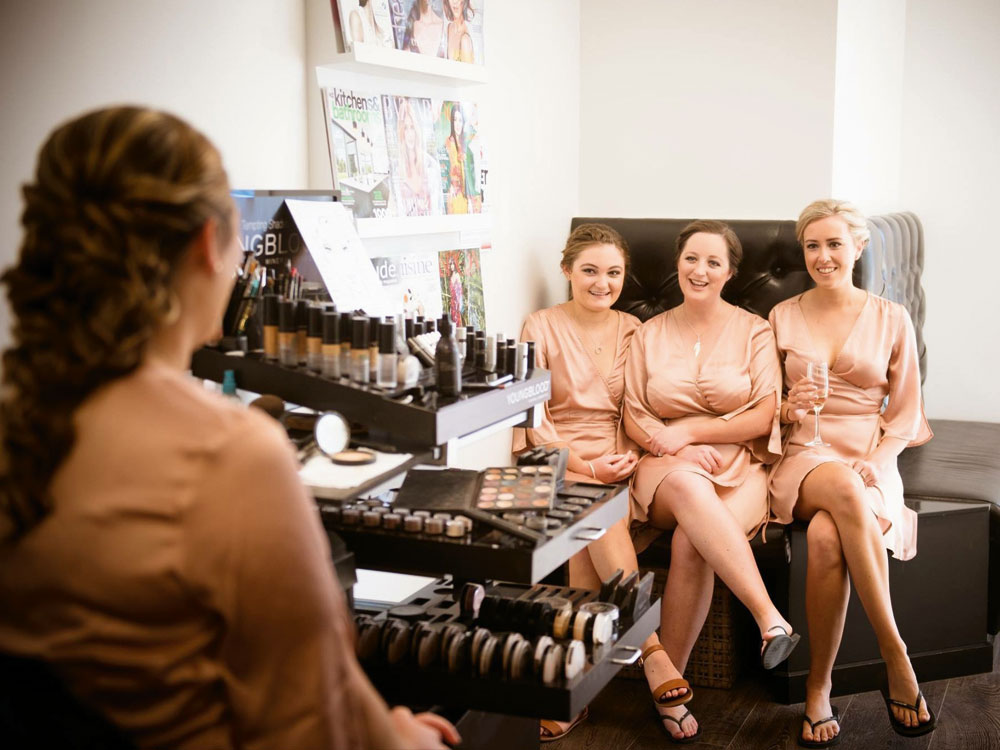 DNA Hairdressing bridal showcase image 5