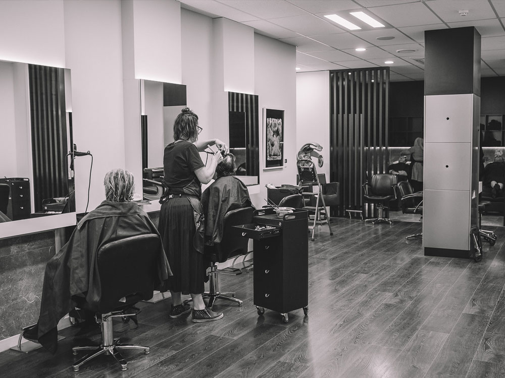 DNA Hairdressing about salon image 3
